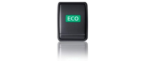 Nissan Qashqai eco mode button