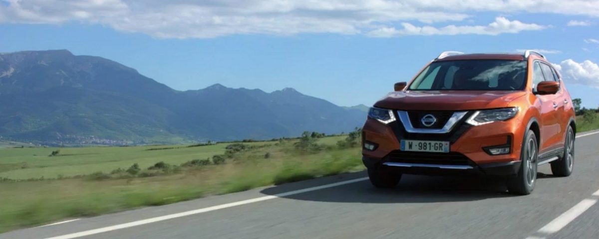 Nissan X-TRAIL video
