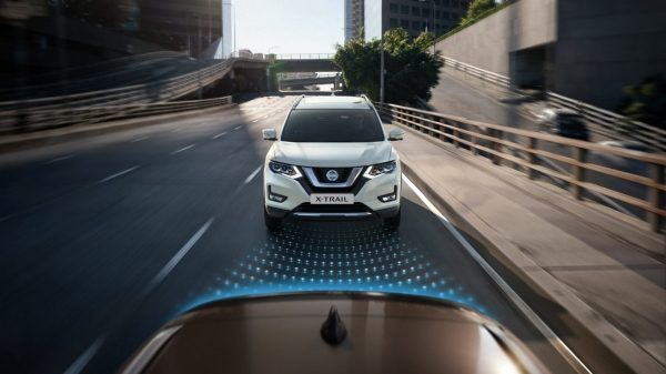 Nissan X-TRAIL Emergency Braking ProPilot