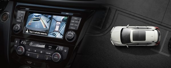 Nissan X-TRAIL Intelligent Around View Monitor