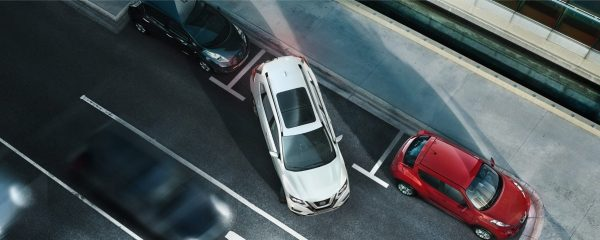 Nissan X-TRAIL Intelligent Park Assist