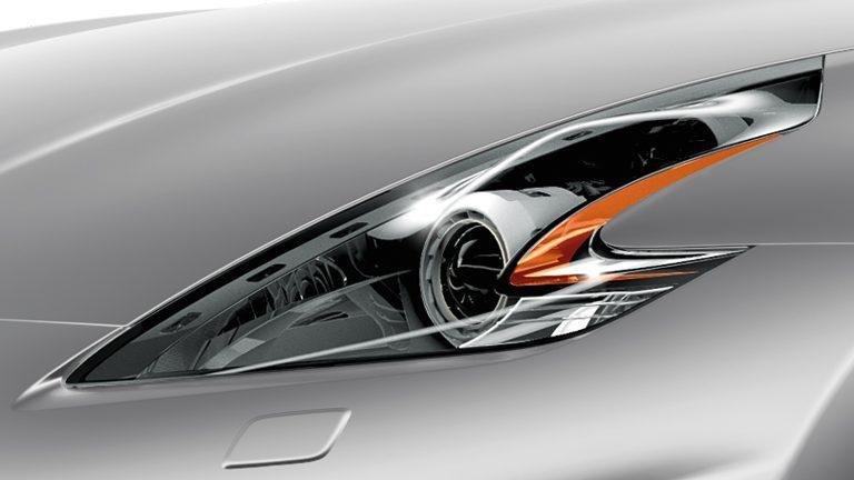 design nissan 370z coupe sports car nissan