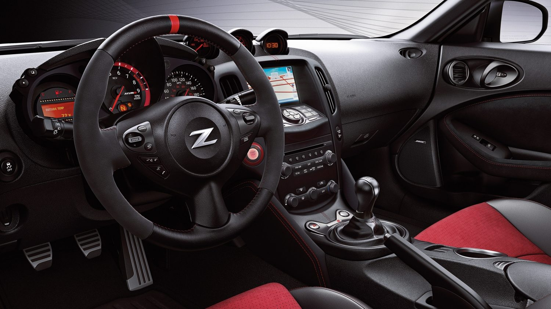nismo nissan 370z coup coup sportwagen nissan. Black Bedroom Furniture Sets. Home Design Ideas
