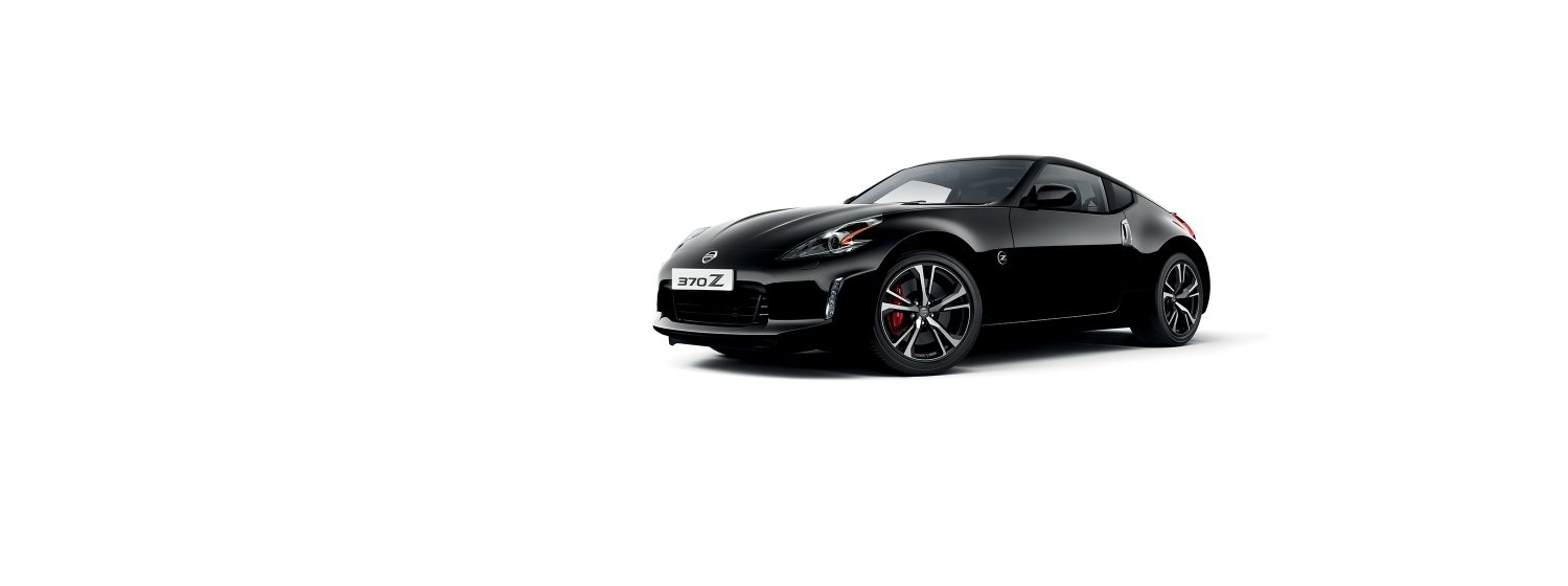 Nissan 370Z - Diamond Black