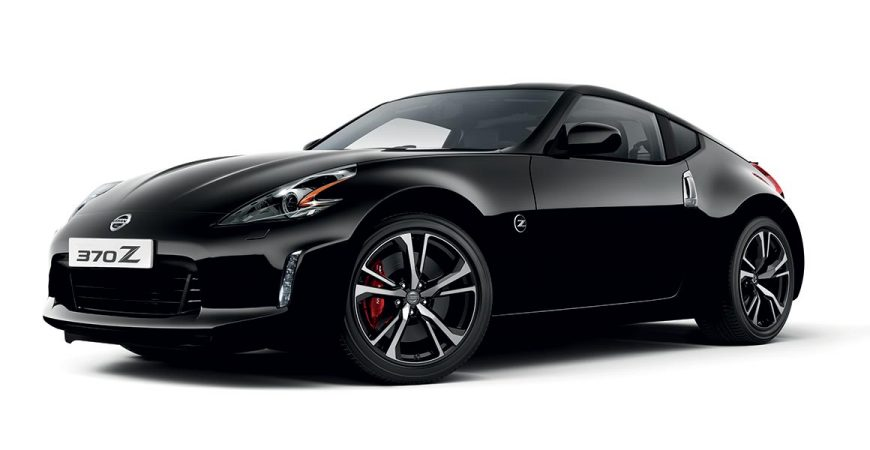 Nissan 370Z - Coupe - Sports Car | Nissan