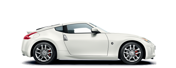 Nissan 370z - Sideview