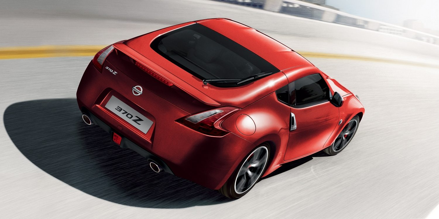 Nissan 370Z | Coupe | Sports car exterior