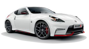 Nissan 370z Coupe Nismo - 3/4 front view