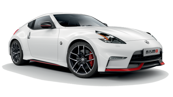 Nissan 370z Nismo - 3/4 front view