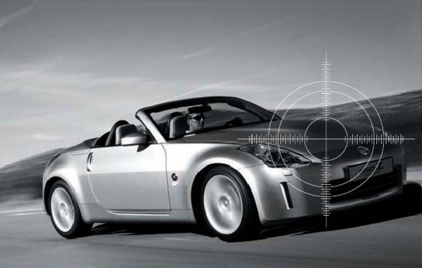 Nissan 370Z Roadster - Nissan Tracking System Serenity