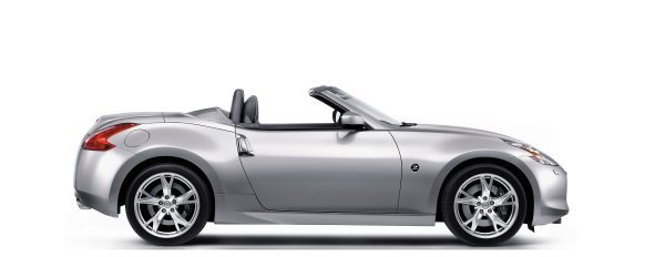 Nissan 370Z Roadster - Sideview