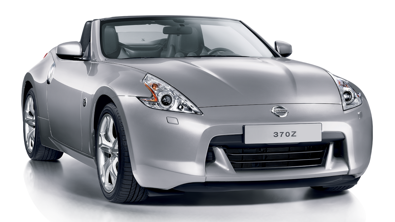Nissan 370z Coupe Pack - 3/4 front view