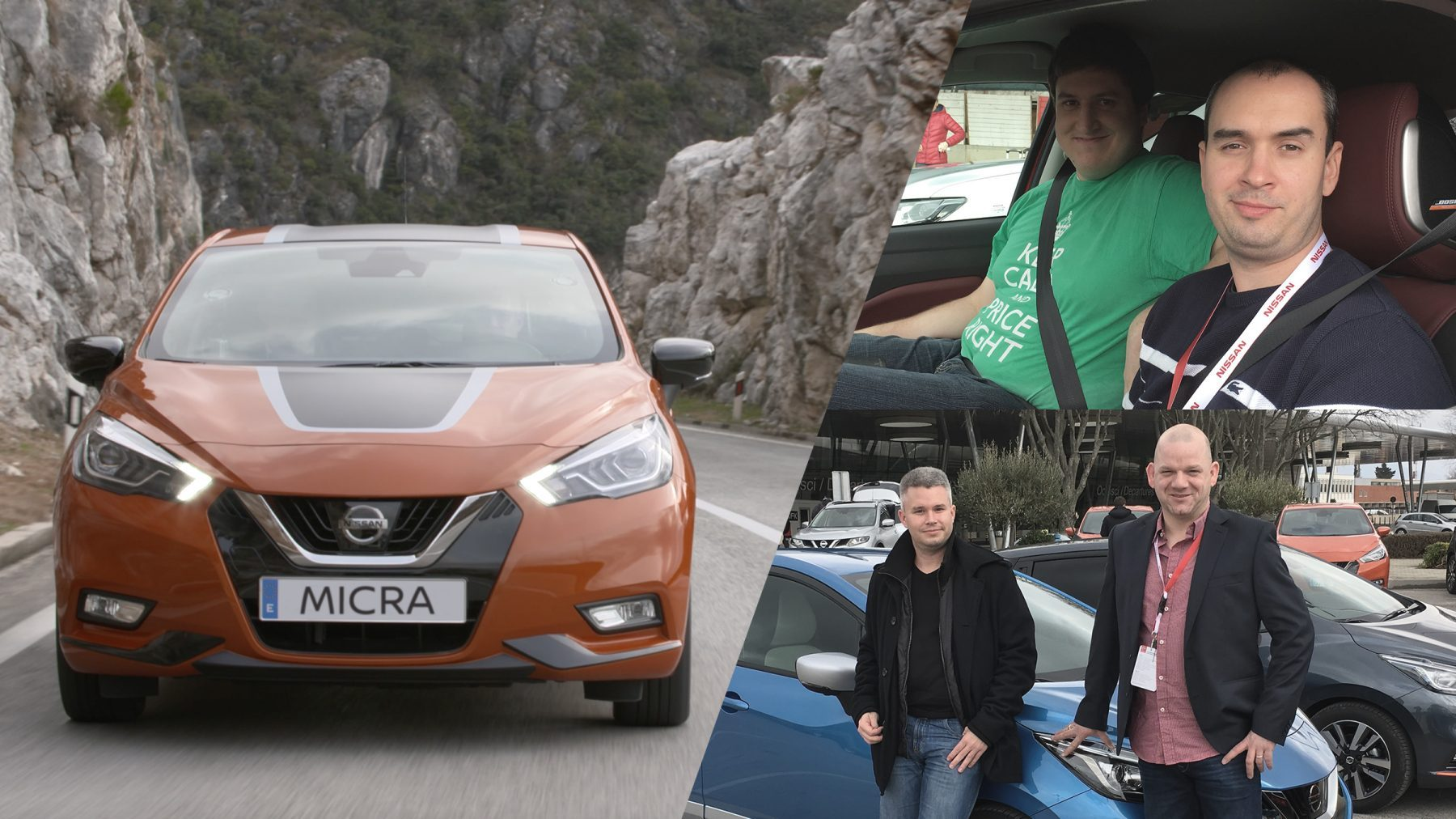 WHAT MAKES THE ALL NEW NISSAN MICRA THE IDEAL SECOND CAR?