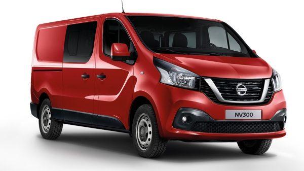Nissan NV300 Kampanjer