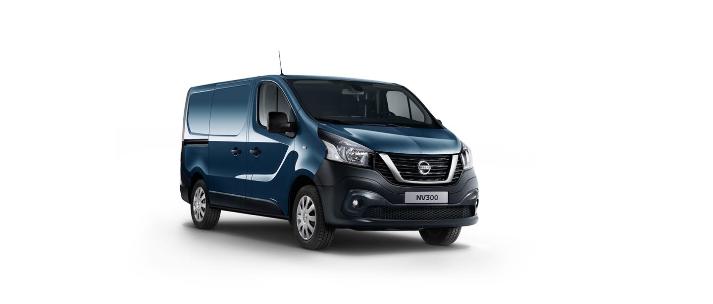 Nissan NV300 Ludospace Fourgon