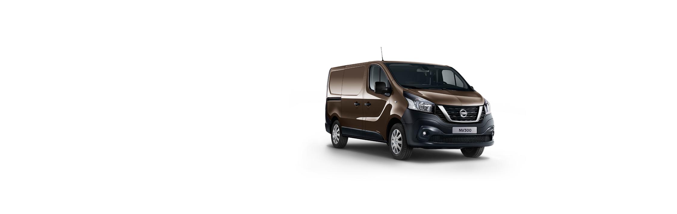 cb8025f431230 Nissan NV300 - Ludospace - Fourgon   Nissan