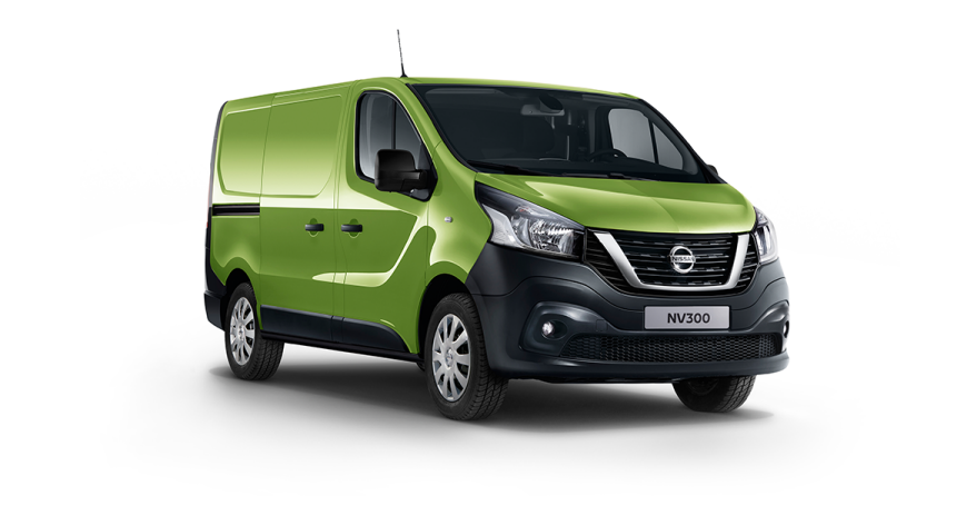 87eedd0be65d Nissan NV300 - Ludospace - Fourgon   Nissan