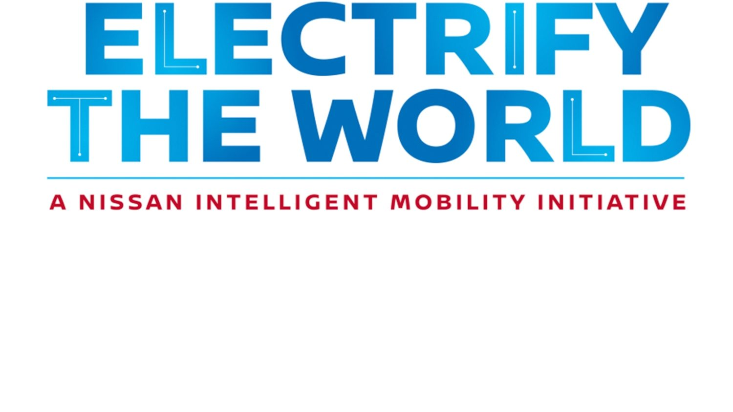 Nye Nissan e-NV200 Evalia, electrify the world
