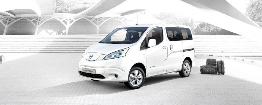 Nissan e-NV200 EVALIA - voiture électrique 7 places et ludospace ... a972c2dc2f1