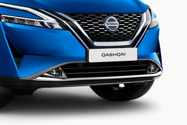 Nissan New QQ front finisher