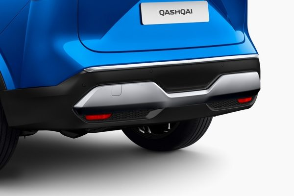 Nissan New QQ rear finisher