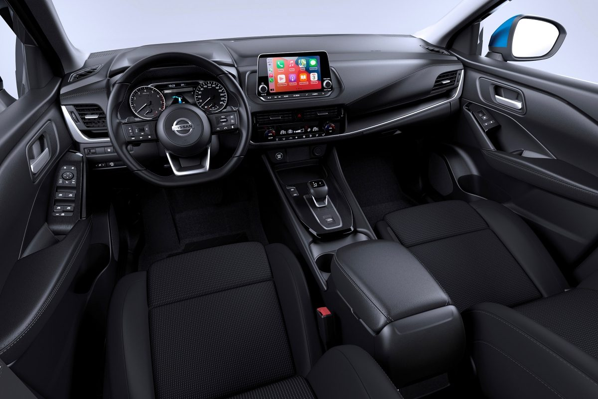 Nissan QQ Acenta Dashboard View