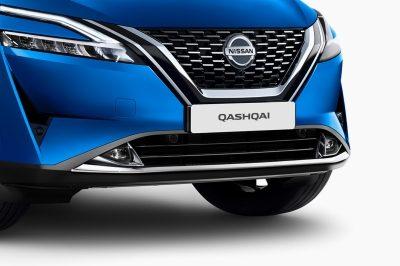 Nissan Nieuwe QQ voorbumper