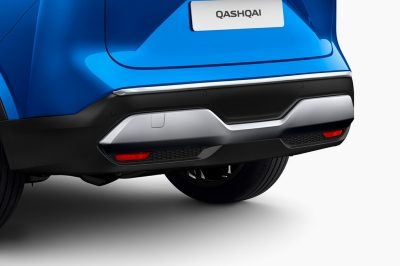 Nissan nieuwe QQ achterbumper