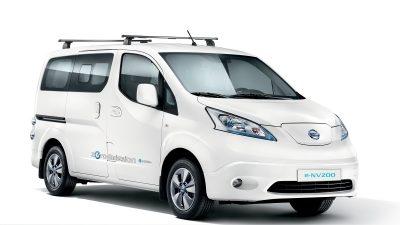 Zubeh?r?– e-NV200 Kastenwagen