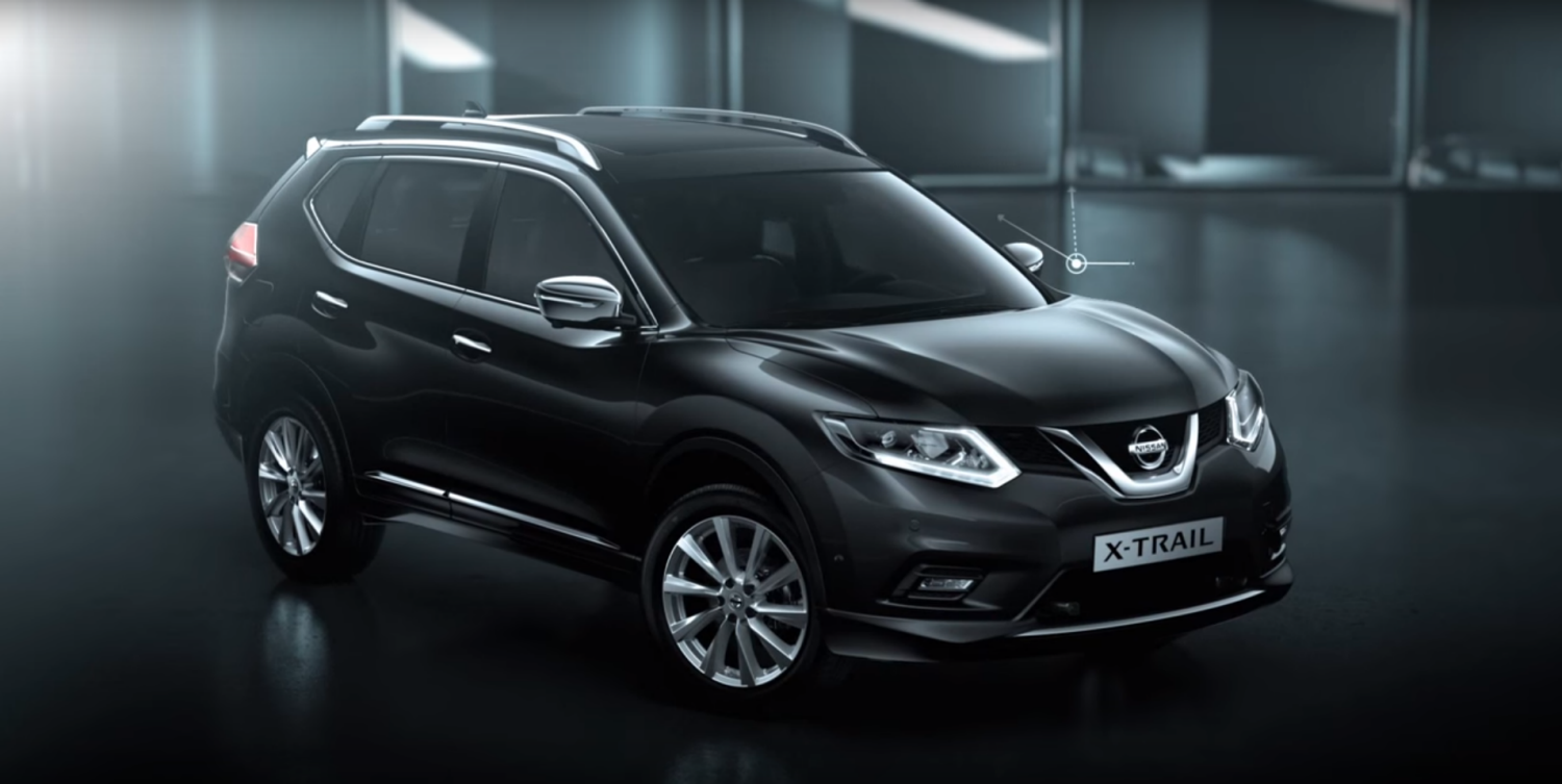CATALOGO ELETTRONICO DEGLI ACCESSORI ORIGINALI NISSAN PER X-TRAIL