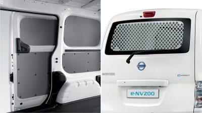 Meistverkauftes e-NV200 Kastenwagen? Zubeh?r