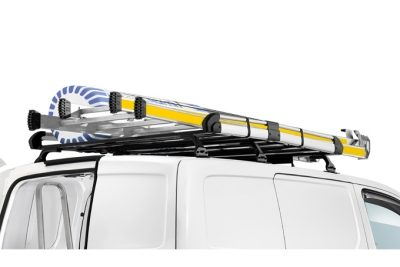 Nissan e-NV200 - Transportation - Luggage rack (french doors or hatch door)
