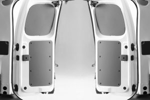 Nissan e-NV200 - Interior - French door plastic protection complete protection 4 parts