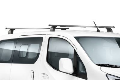 Nissan e-NV200 - Transportation - Loadcarrier steel (2 bars, regular use)