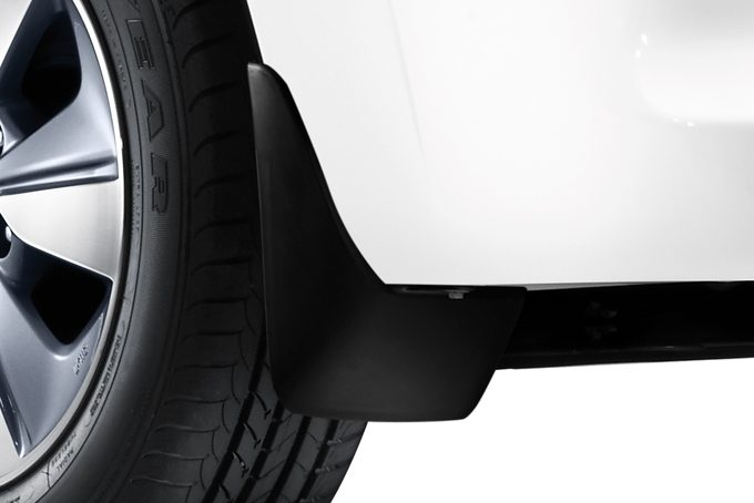 Nissan e-NV200 - Exterior - Rear mudguard set