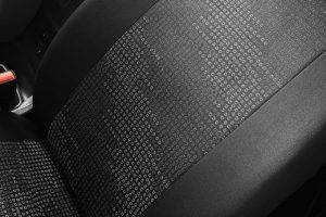 Nissan e-NV200 - Interior - Textile seat covers eco material (front seats)