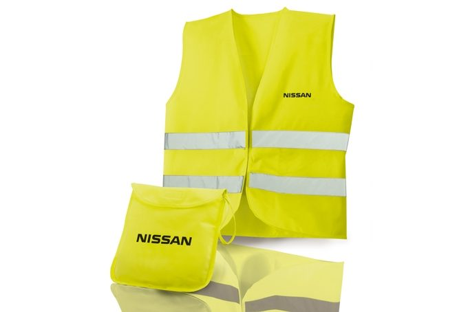 Nissan e-NV200 - Safety - Safety jacket