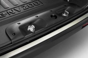 Nissan e-NV200 - Interior - Trunk entry guard