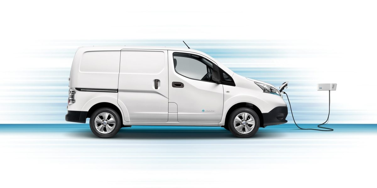 Nissan e-NV200 - Charge up your business