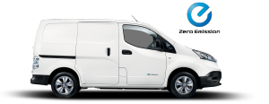 Nissan&#x20&#x3b;e-NV200&#x20&#x3b;-&#x20&#x3b;3&#x2f&#x3b;4&#x20&#x3b;front&#x20&#x3b;view