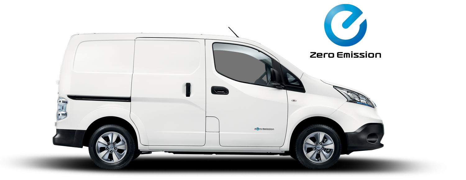 Nissan e-NV200 - Sideview