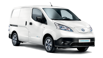 Nissan e-NV200 Visia - 3/4 front view