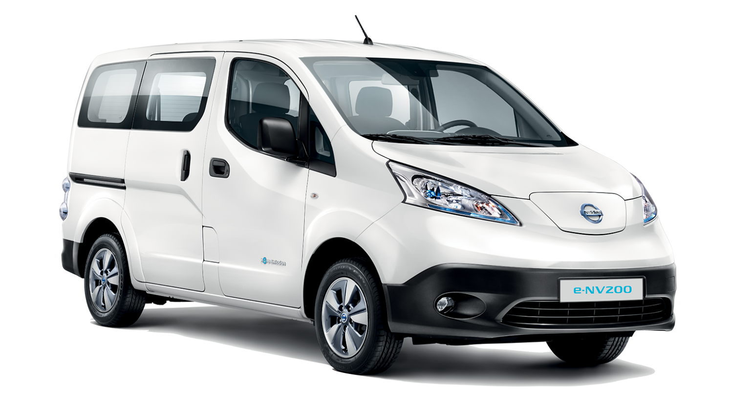Nissan e-NV200 - 3/4 front view