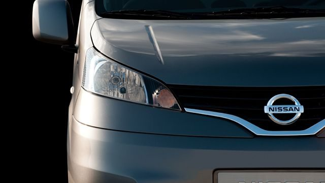 Nissan EVALIA - Visibilité optimale