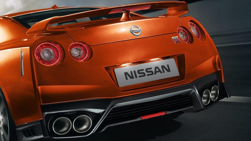 Design Nissan Gt R