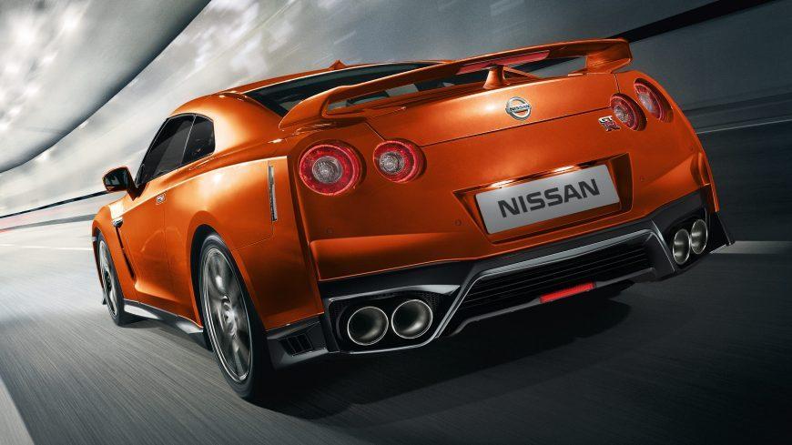 Nissan Gt R Supercar Voiture De Sport Nissan