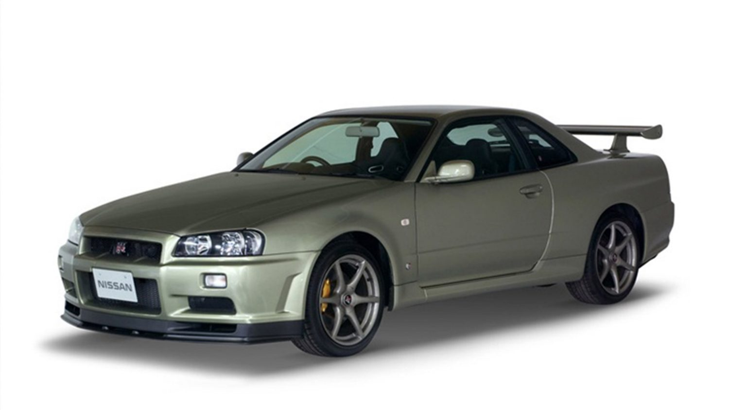 Awesome 2002 Nissan Skyline GT R M Spec Nür R34