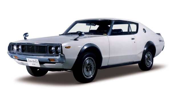 1973-as Nissan GT-R H/T Nissan 2000GT-R
