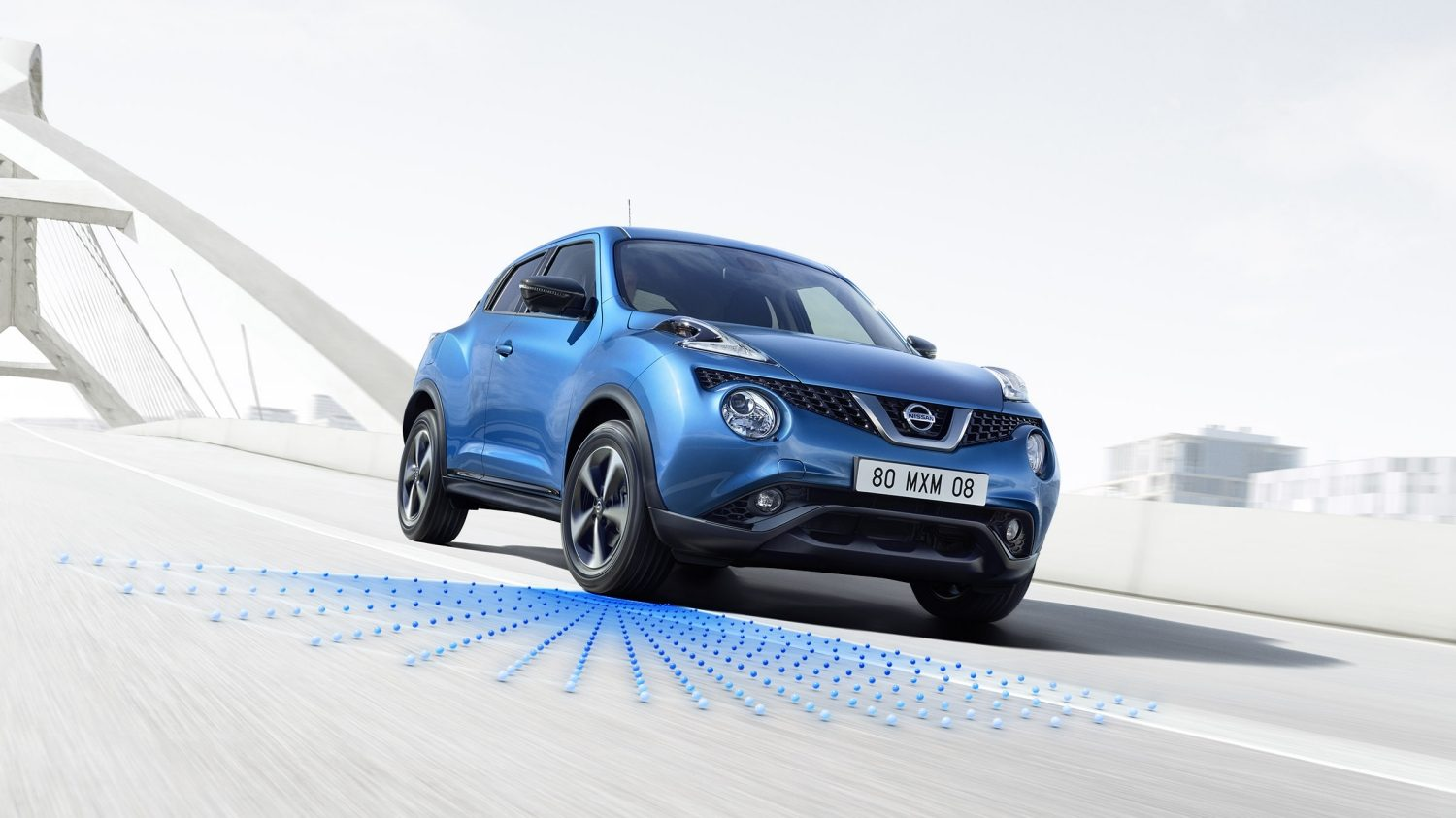 Nissan-Juke-2018-Rear-View-Lane-Departure