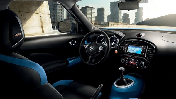 interieur Nissan LEAF